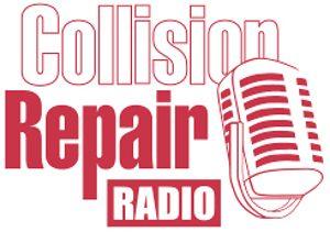 Collision Repair Radio Logo