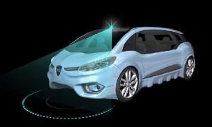 PPG is developing coatings to help AVs using LIDAR sensors detect darker coloured vehicles.