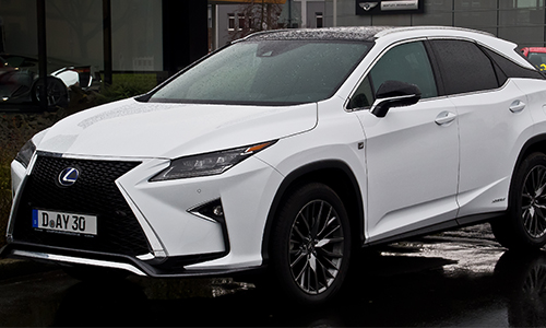 The Canadian vehicles being recalled include the 2016 Lexus RX, Prius and both the 2015 and 2016 Lexus NX models.
