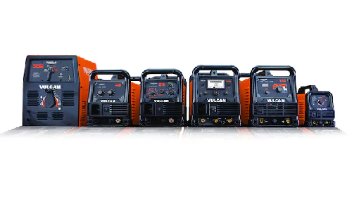 The new Vulcan Master Welder Series from Harbor Freight Tools.