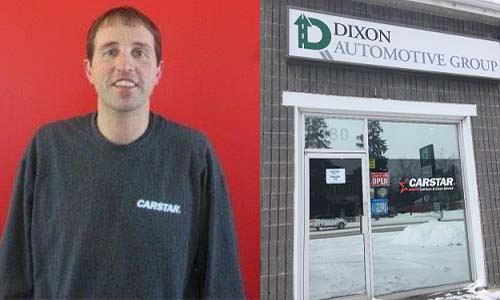 Dixon Automotive Group partners with CARSTAR in Gananoque.