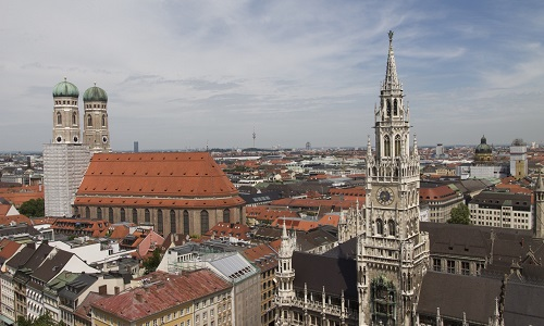Munich, Germany. The mediaeval Bavarian city will host the 2018 IBIS conference in June.