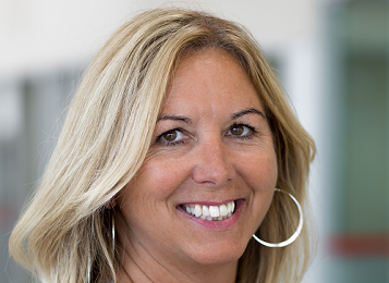 Anne Hall, Uniparts new territory manager and sales representative.