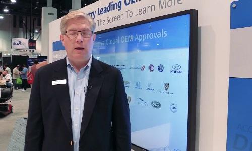 Mark Weinmann, OEM account manager, Car-O-Liner.