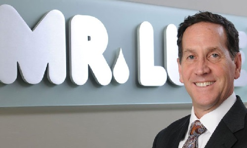 Stuart Suls, president and CEO of Mr. Lube.