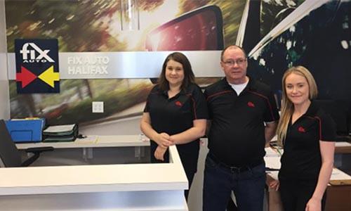 A new addition to the Fix Auto Network: Fix Auto Halifax.