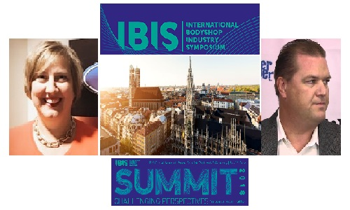 IFord's global collision business and strategy manager Jennifer Boyer will join Calibre Collision president Mark Sanders at the 2018 IBIS summit in June.