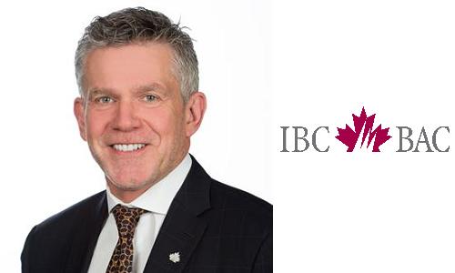 David McGown, senior vice president of strategic initiatives at Insurance Bureau of Canada.