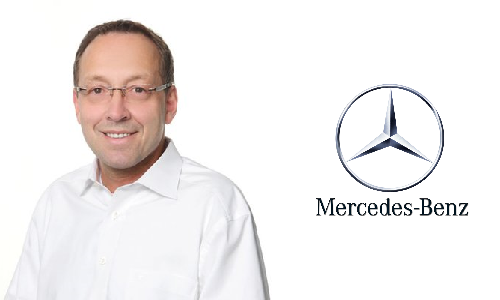 Stefan Karrenbauer, president and chief executive officer of Mercedes-Benz Financial Services Canada.