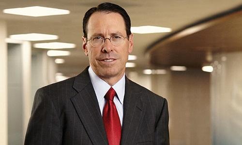Randall Stephenson, CEO of AT&T.