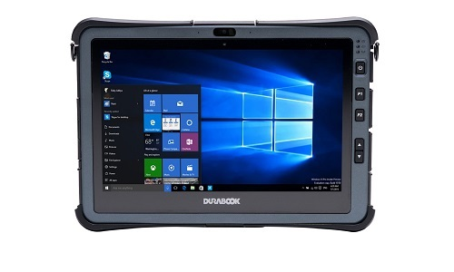 Durabook's tough tablet: the new 116 U11.