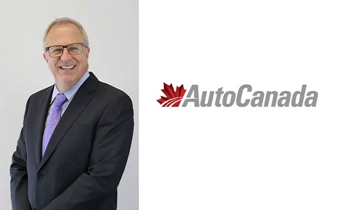 AutoCanada president and chief executive officer Steven J. Landry.