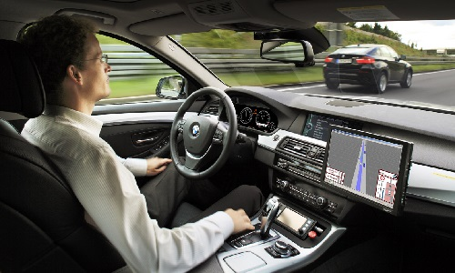 The number of self-driving cars on the road is expected to increase drastically by the end of 2019.