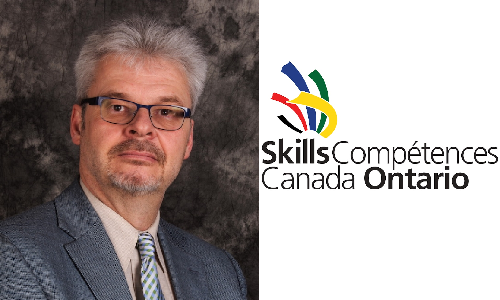 Ian Howcroft, chief executive officer of Skills Ontario.
