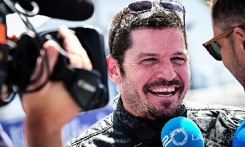 Patrick Carpentier wants to crack down on distracted driving with driver education events.