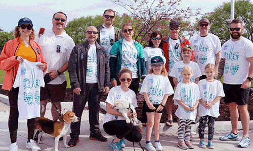 CARSTAR stores from across Canada and the U.S. are contributing to cystic fibrosis research, care and advocacy as they prepare for what they hope will be another successful Shine Month, this June.