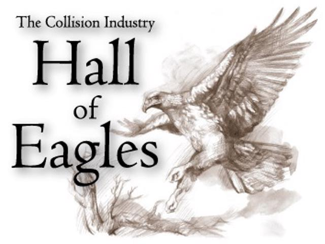Hall of Eagles induction ceremony at NACE Automechanika