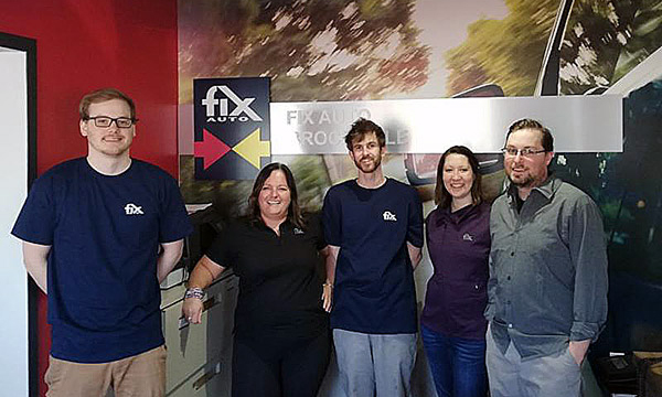 FiX Auto welcomes Brockville ON location