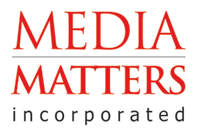 Media Matters incorporated