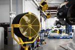 Yellow Jacket fan in repair shop