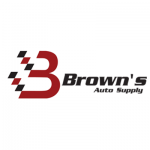 browns auto logo square
