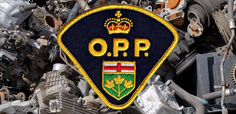 Ocean's Elgin: OPP recover GM auto parts among $1.6 ...